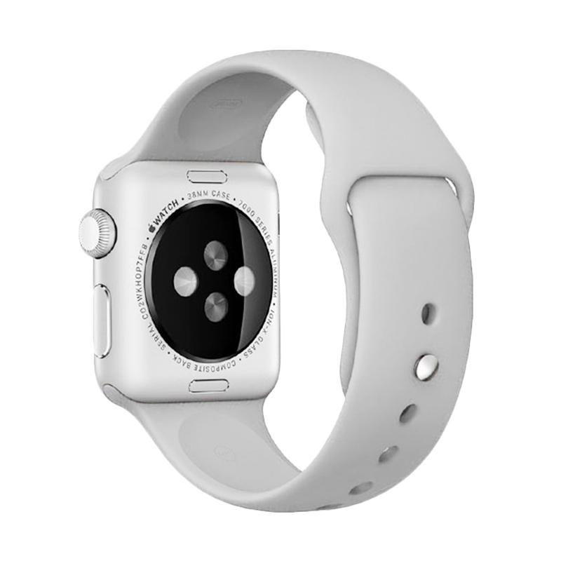 LOLLYPOP Strap Sports Band for Apple Watch 42mm - Cream