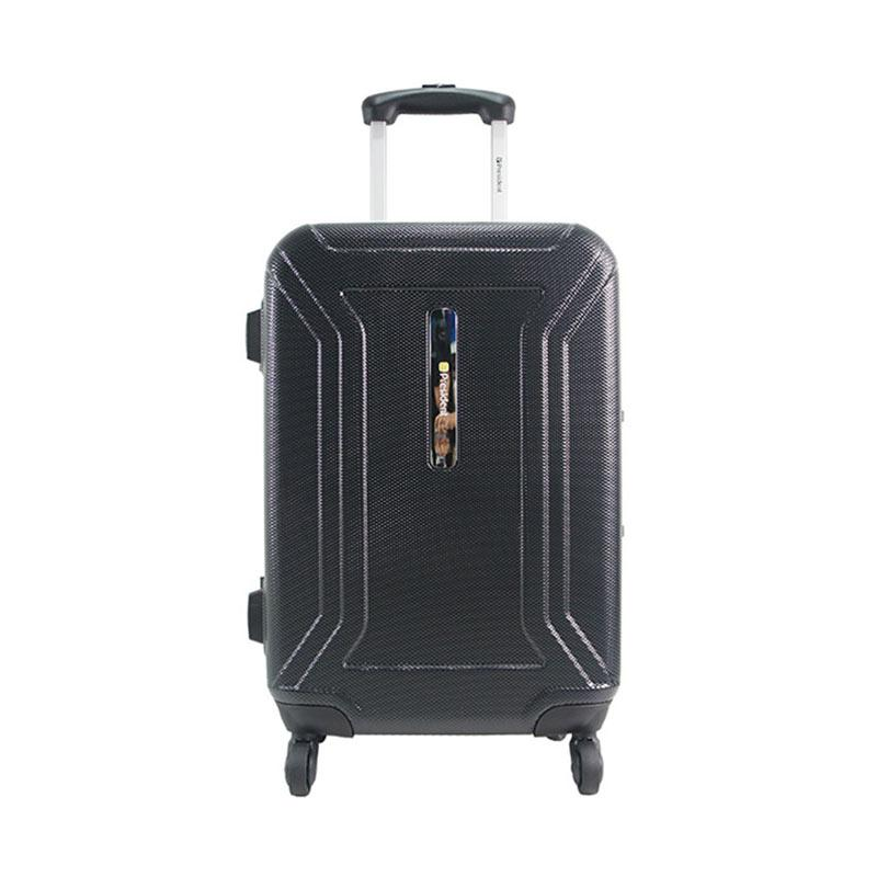 President TSA 5276 Koper - Black [20 Inch]