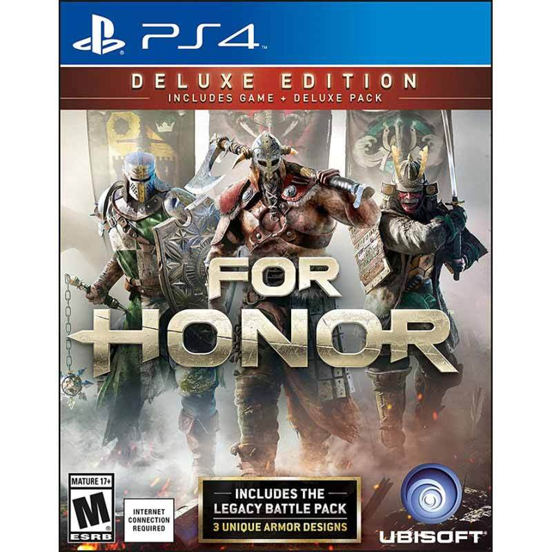 Sony PS4 for Honor Deluxe Ediition DVD Game