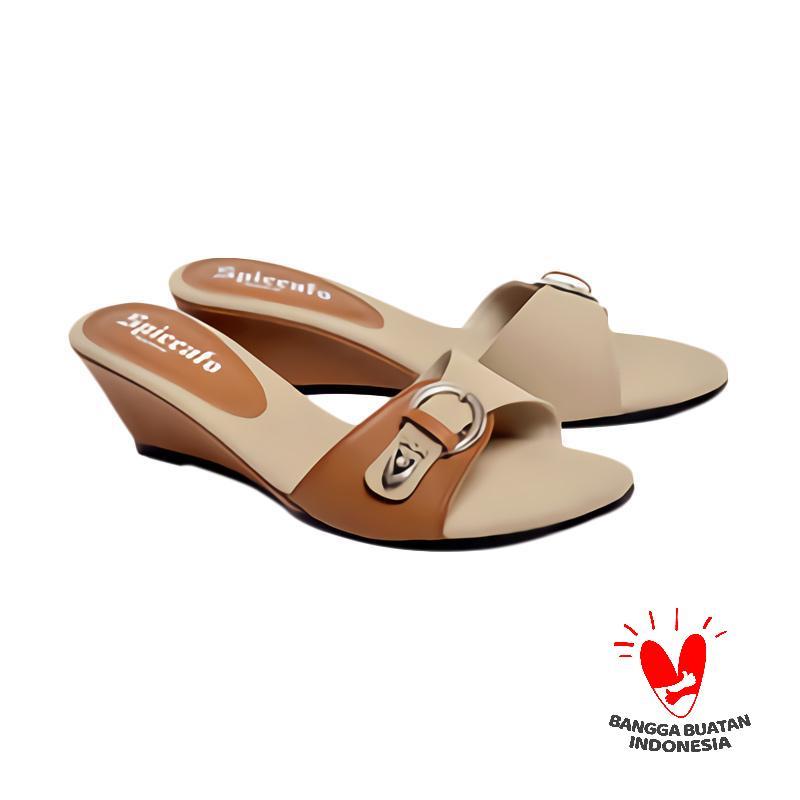 Spiccato SP 569.03 Sandal Wedges Wanita