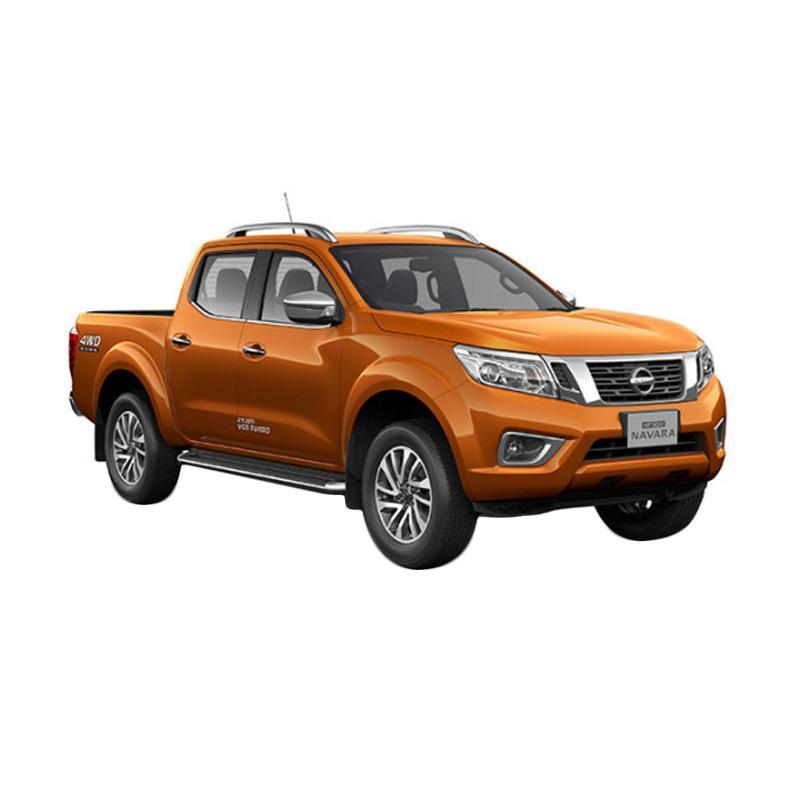 harga Nissan Navara 2.5 VL Mobil - Savana Orange Blibli.com