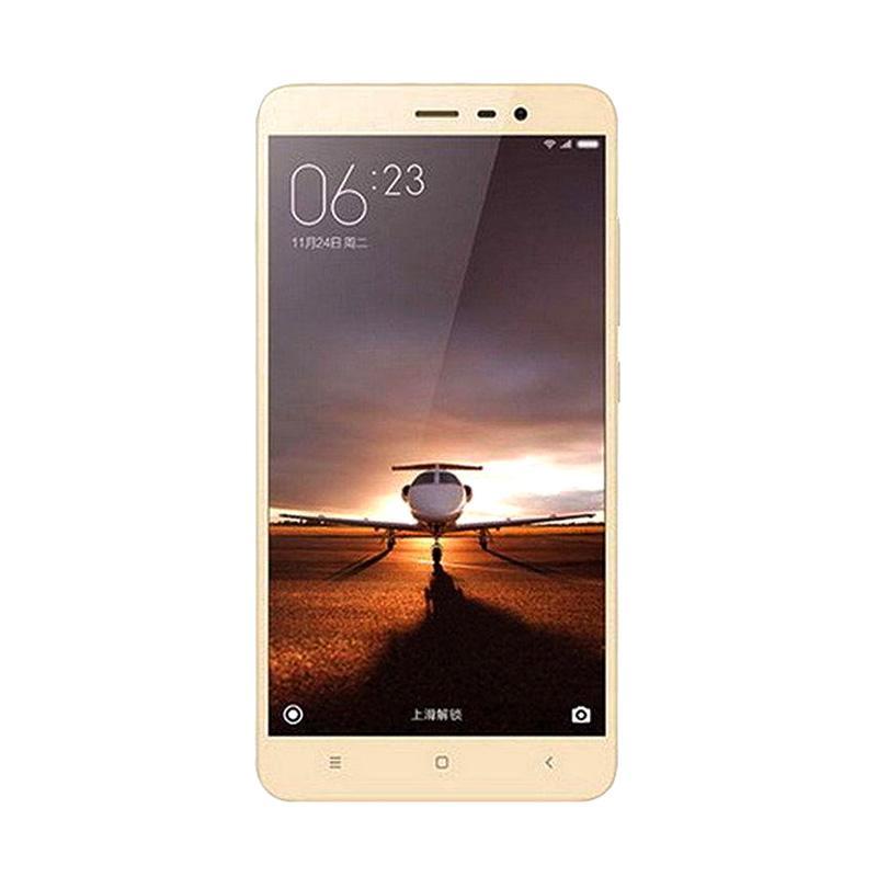 Xiaomi Redmi 3S Smartphone - Gold [16 GB/2 GB]