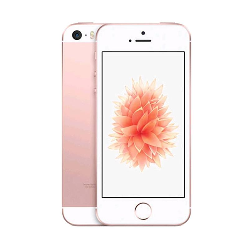 Apple IPhone 5 16 GB Smartphone - Rose Gold [Refurbish]