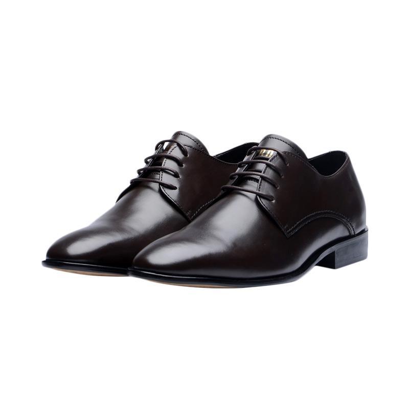 harga Brodo Braja Sinala Formal Shoes Sepatu Pria - Brown Blibli.com