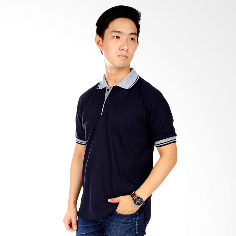 Elfs Shop Polo Shirt Pria - Navy Extra diskon 7% setiap hari Extra diskon 5% setiap hari Citibank – lebih hemat 10%