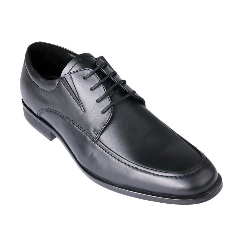 Ftale Footwear Regime Mens Shoes Sepatu Pria - Black