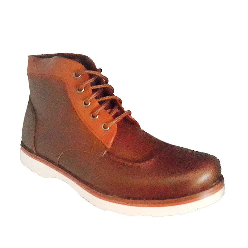 Handymen Ankle Boot CHS SBT 03 - Brown