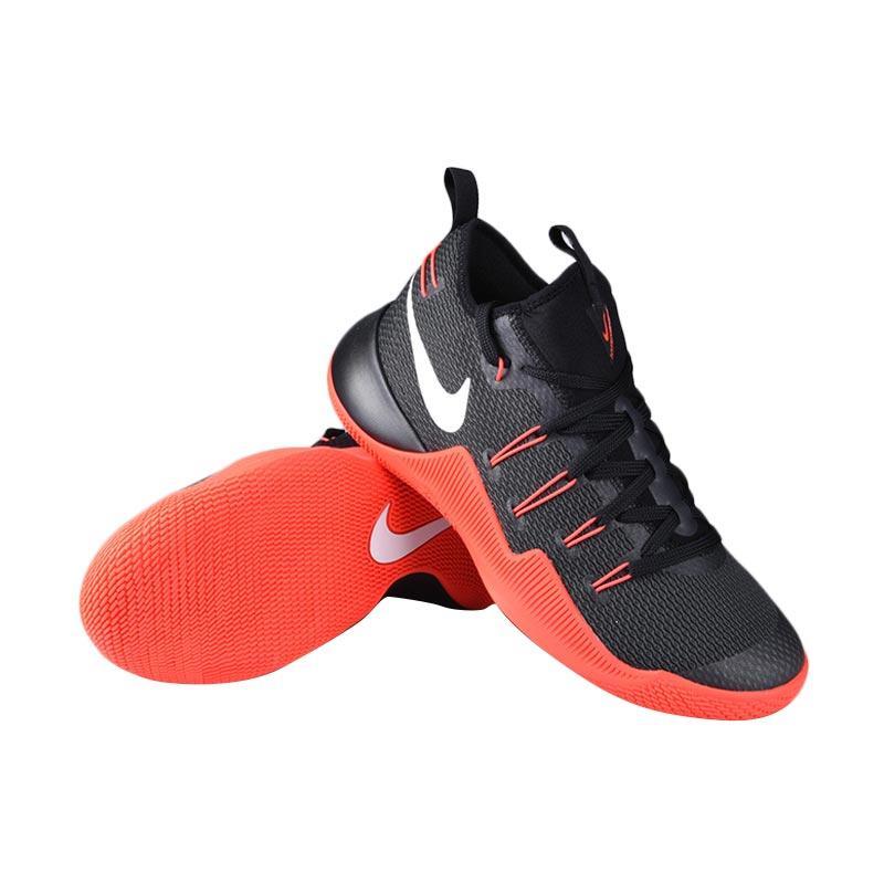 94a801d1064 Nike Zoom Hypershift Black Nike Hypershift Black Sepatu Basket 844369-016  ...