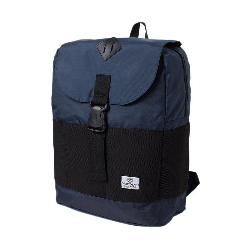 Woodbags Osaka Backpack - Dynamic Blue