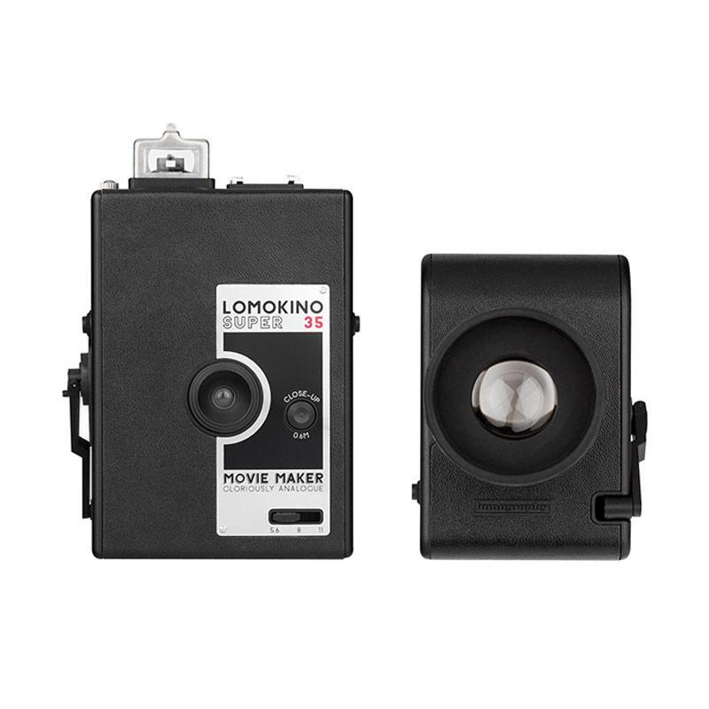 Lomo Lomokino Lomoscope Package Kamera Pocket