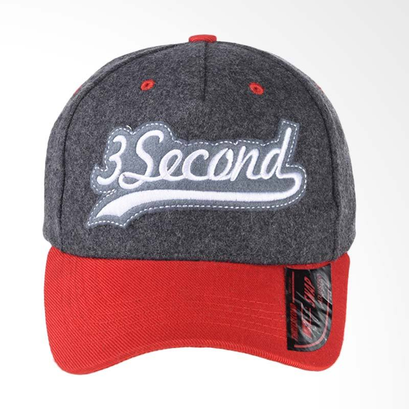 3Second Hat - Grey 103041718