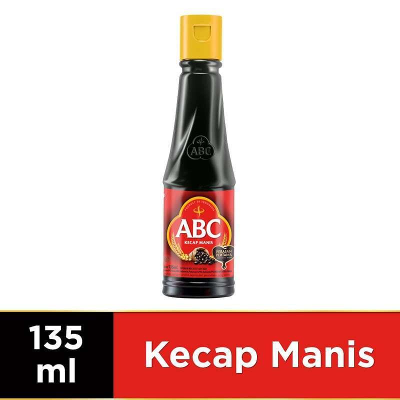 harga ABC Kecap Manis Botol 135ml Blibli.com