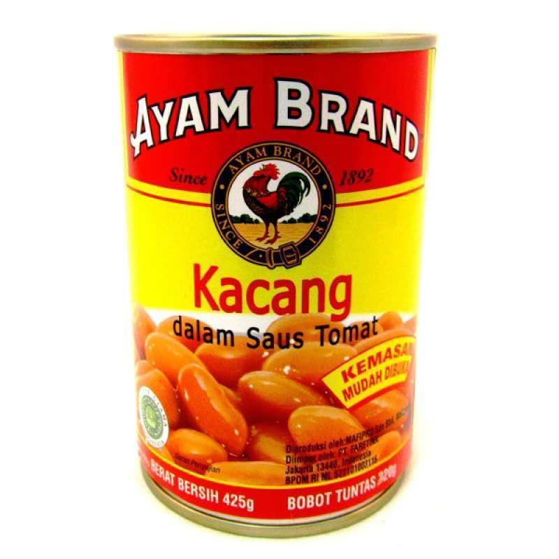 Jual Ayam Brand Can Food Baked Beans 425 Gr Online Maret 2021 Blibli