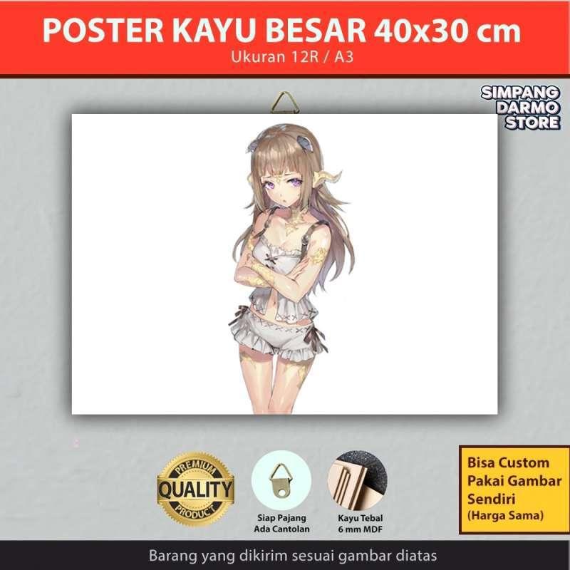 Jual Poster Kayu Besar Game Final Fantasy Ff All Series Bisa Custom Gambar Lain Ukuran 30x40 Cm Ff 27 Online April 2021 Blibli