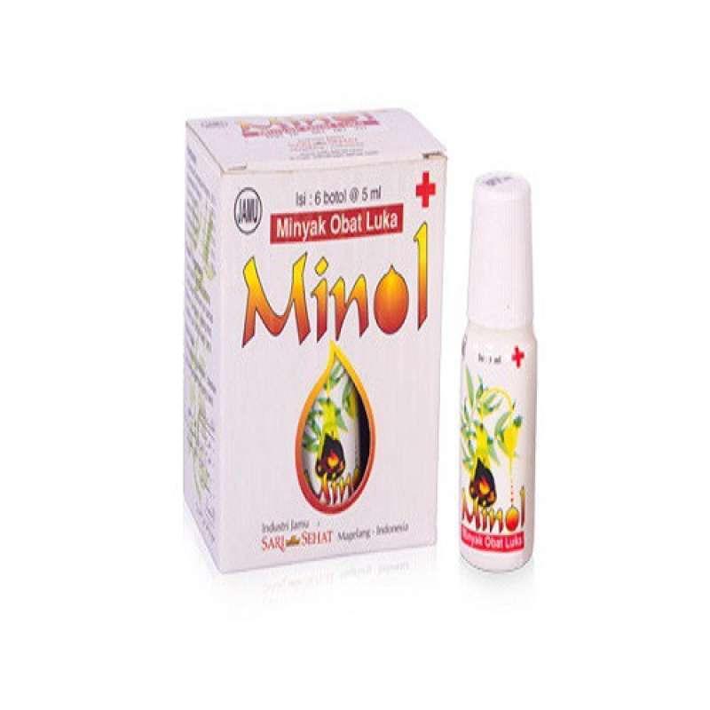 Minol 5 ML Minyak Luka