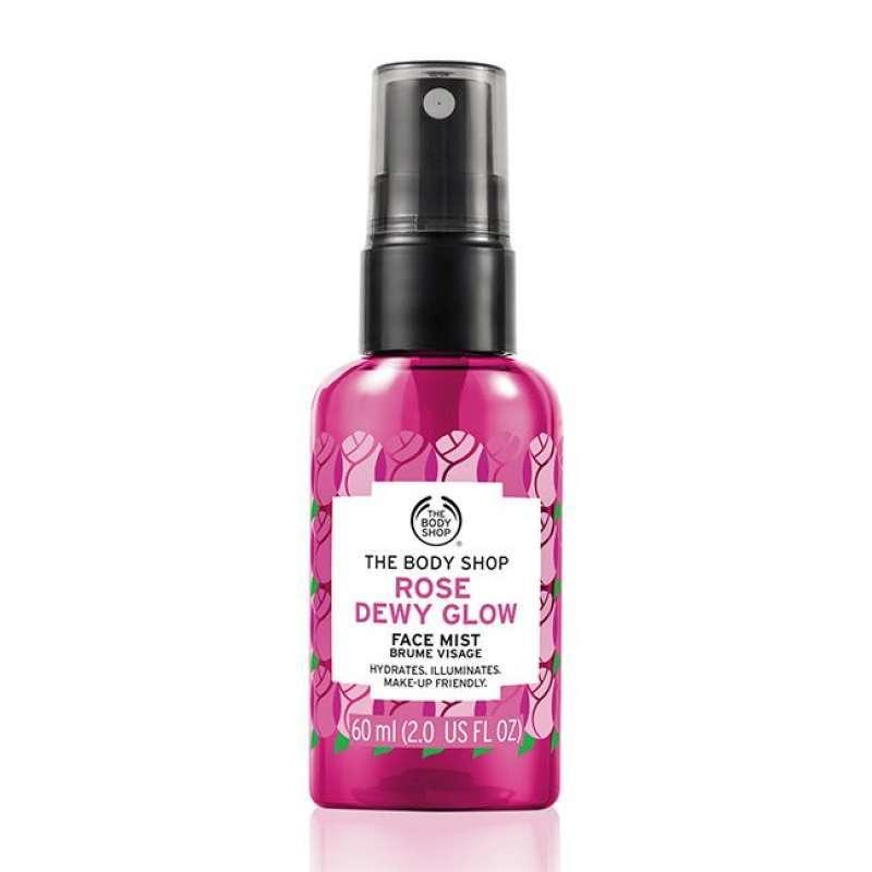 The Body Shop Rose Dewy Glow Face Mist 60ml