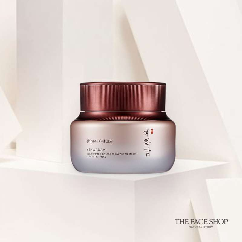Jual [The Face Shop] Yehwadam Hgg Rejuvenating Cream.19R - 50ml - Original  Online Mei 2021 | Blibli