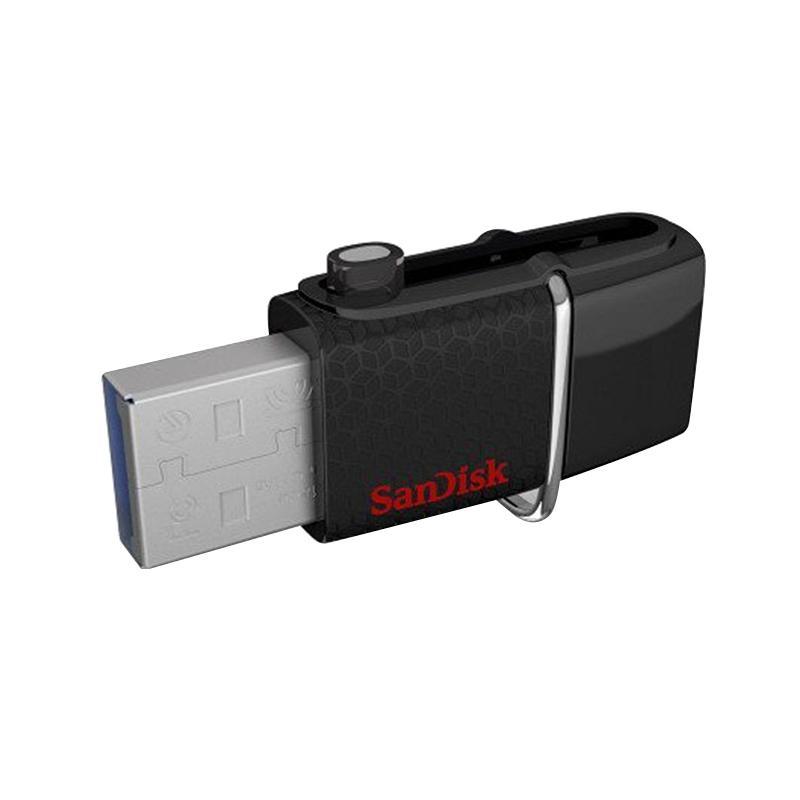 SanDisk Dual Drive OTG USB Flash Disk [64 GB] - 9307605 , 15887006 , 337_15887006 , 568500 , SanDisk-Dual-Drive-OTG-USB-Flash-Disk-64-GB-337_15887006 , blibli.com , SanDisk Dual Drive OTG USB Flash Disk [64 GB]