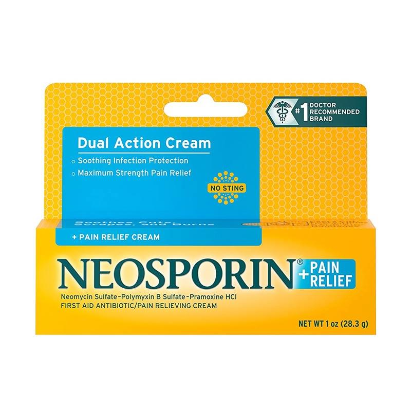 Neosporin Pain Relief Ointment Balsem [1 Oz]