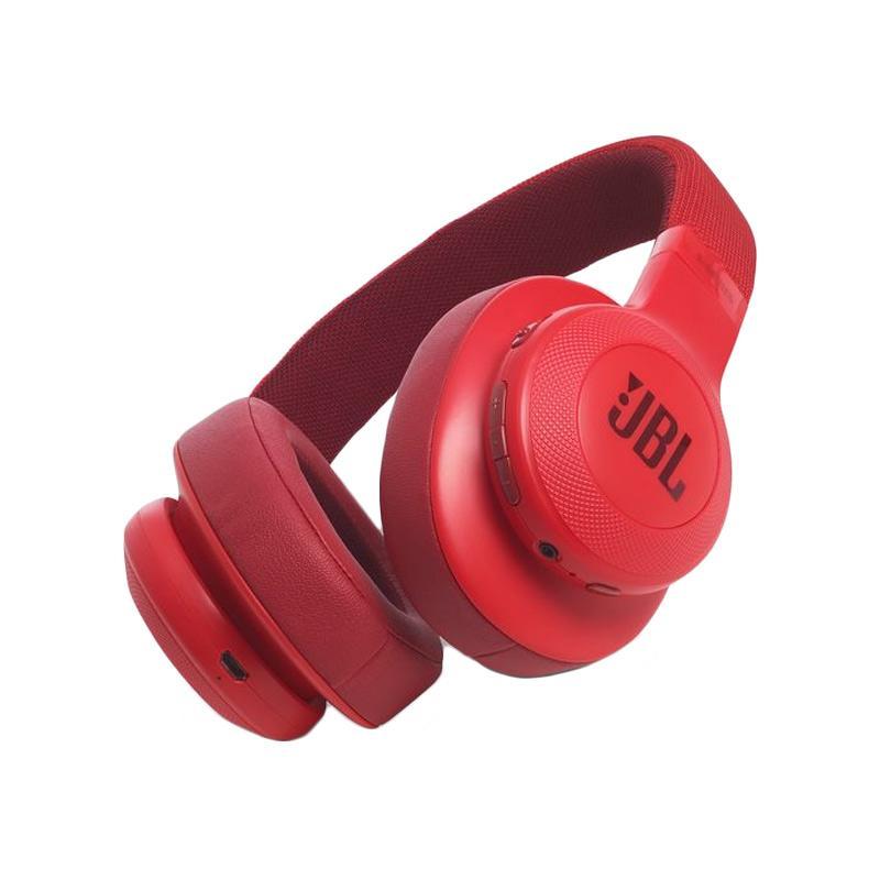 JBL E55BT Headphone - Red