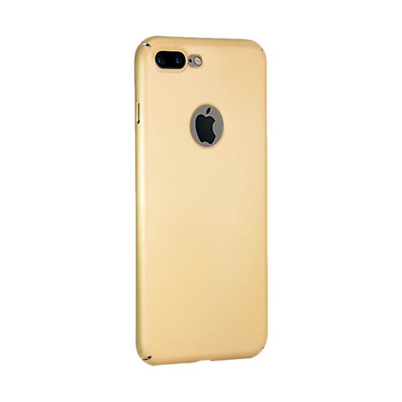 Fashion Baby Skin Ultra Thin Hardcase Casing for iPhone 7 Plus - Gold