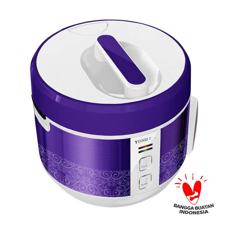 Yong Ma YMC 402 Rice Cooker - Violet [2 L]