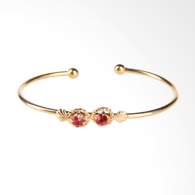 1901 Jewelry Swariza Bangle GL.00001.HR08 - Gold