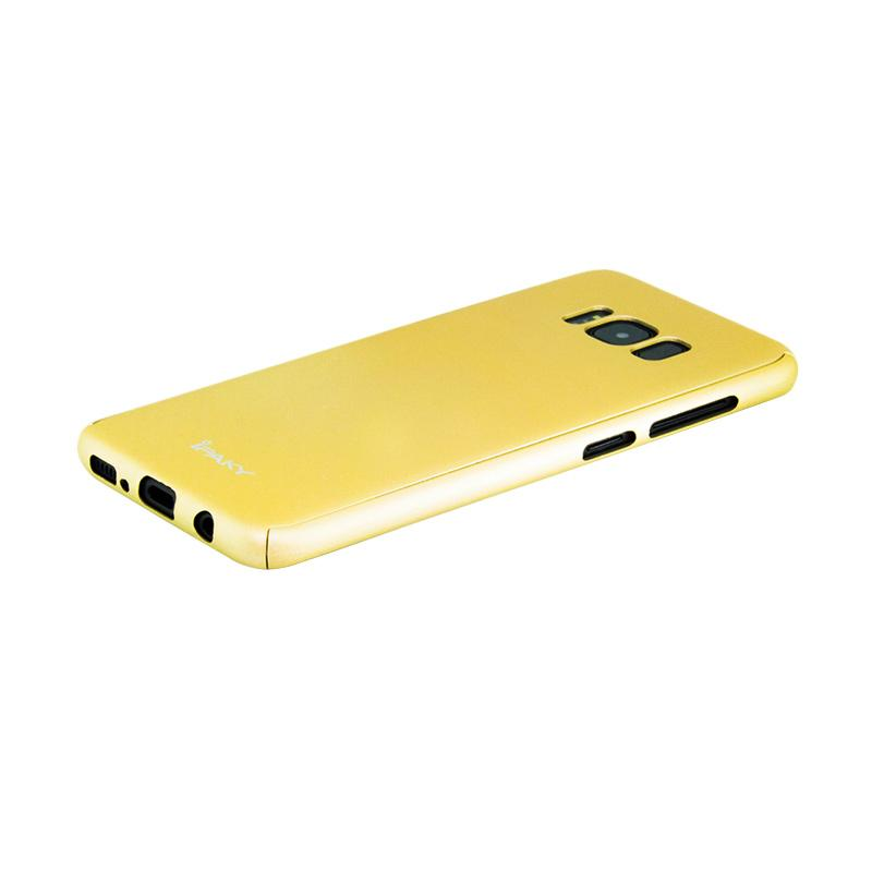 iPaky 360 Full Protection Casing for Samsung S8 Plus - Gold