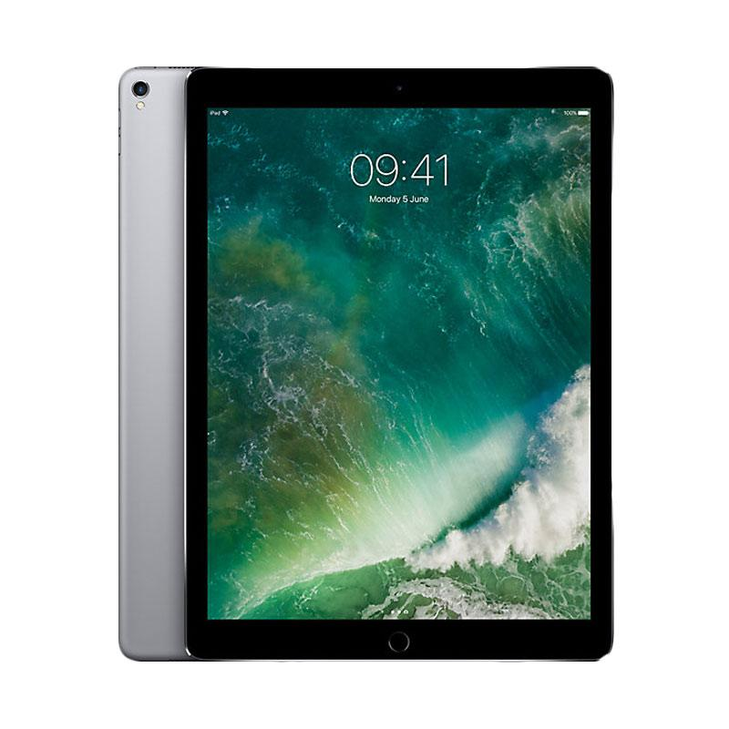 Diskon Apple iPad Pro 12.9 2017 64 GB Tablet – Space Gray [Wifi]