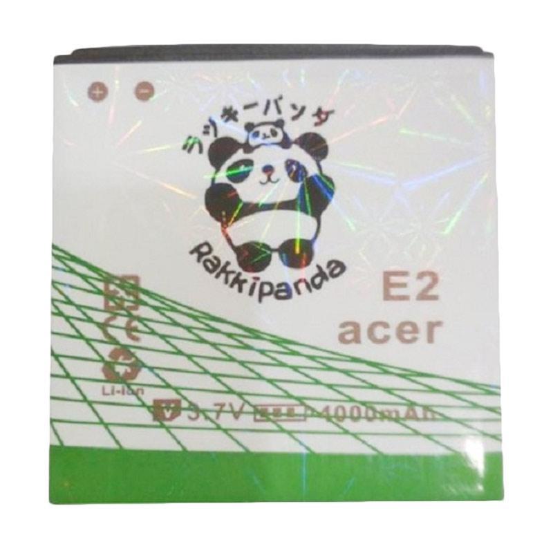 RAKKIPANDA Double Power IC Battery for Acer Liquid E2 V370