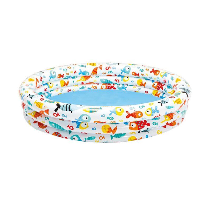 Chanel 7 Intex Ocean Pool Kolam Renang Anak [132 cm]