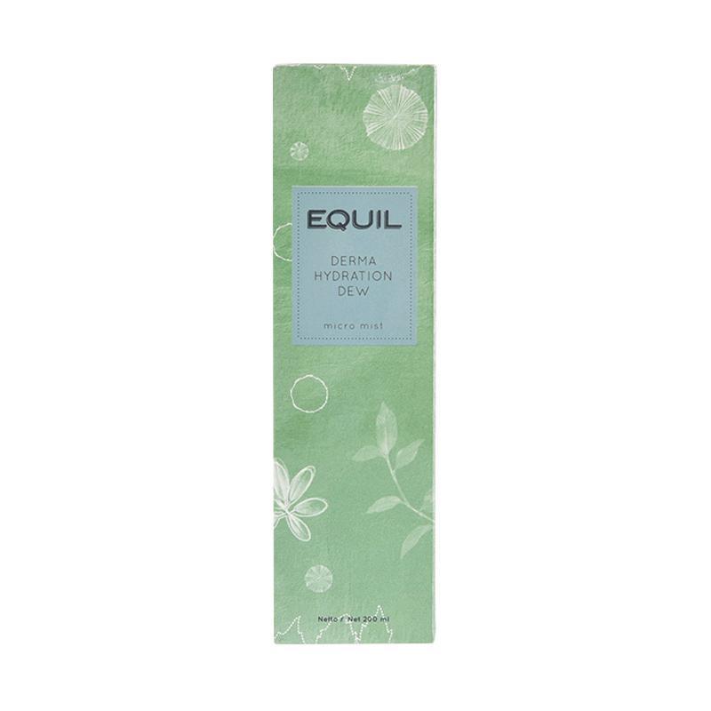EQUIL Derma Hydration Dew Pelembab Wajah [200 mL]