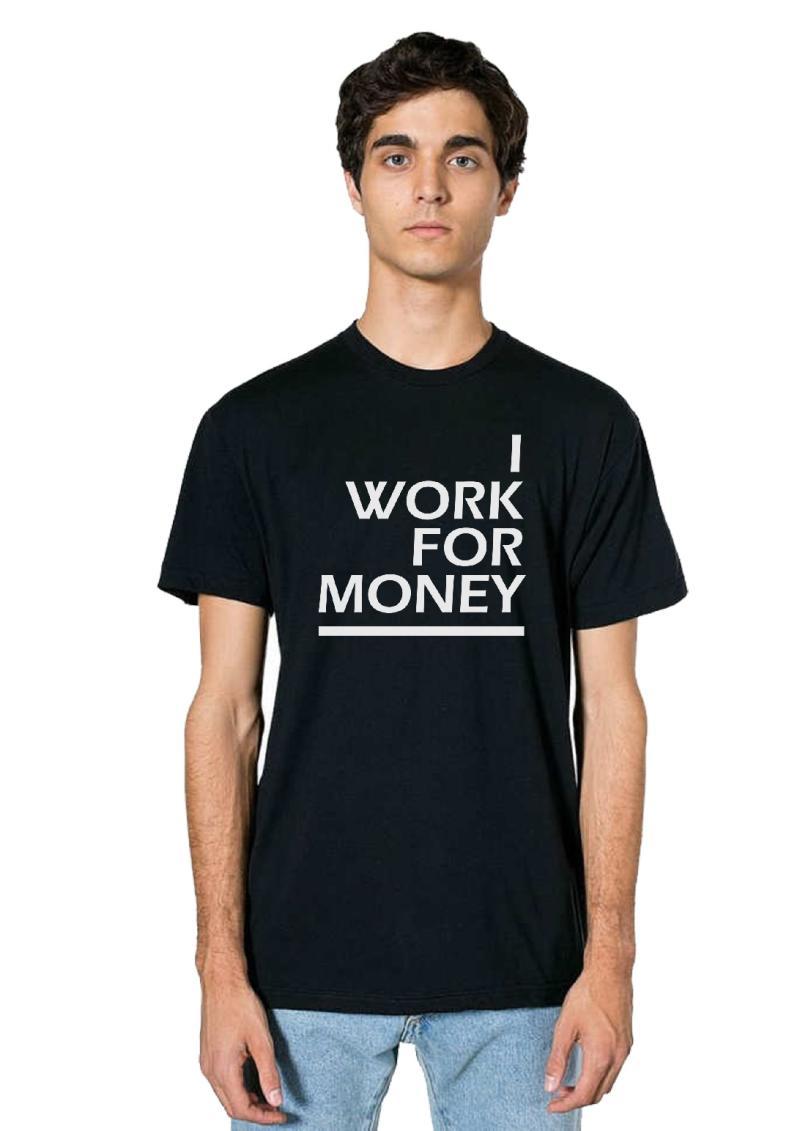 Fraw Tshirt Atasan Pria - Black 10 17