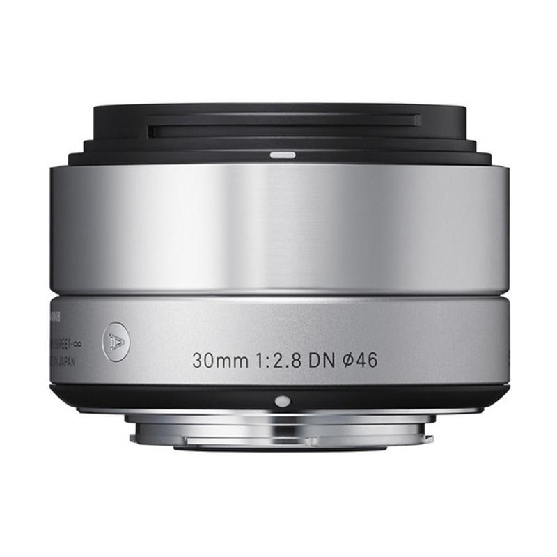 Sigma Lens 30mm f/2.8 DN (A) u/ Sony