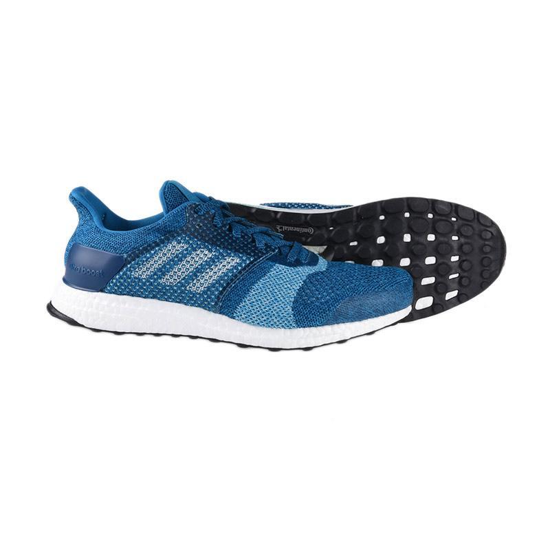 100% authentic 51d82 dd8fb adidas Men Running ULTRABOOST ST Sepatu Olahraga (S80613)