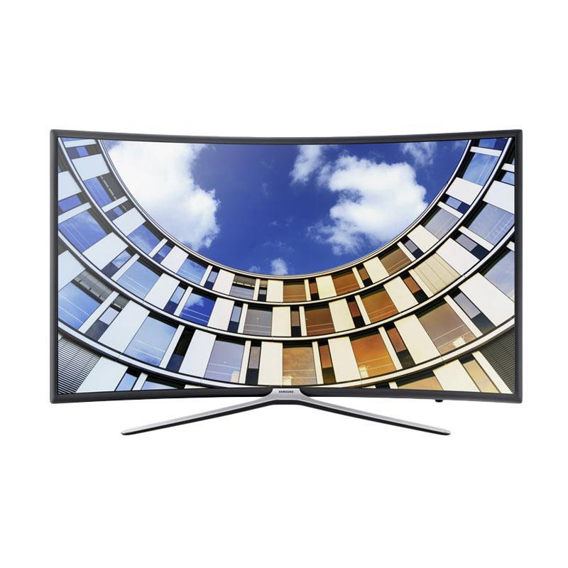 Samsung UA55M6300AKPXD TV LED ��� Hitam [55 Inch/ Khusus Jadetabek]