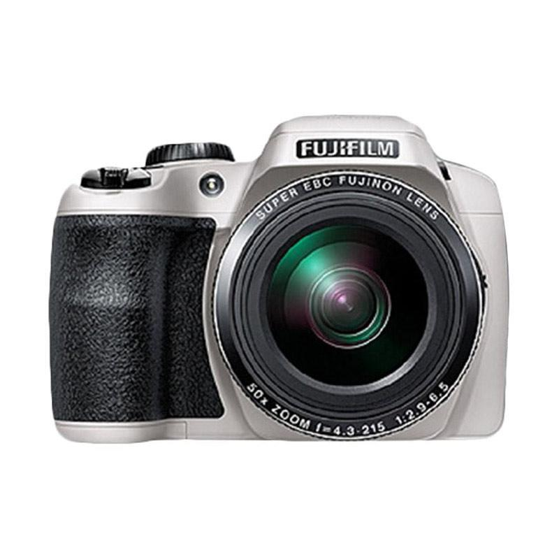 Fujifilm Finepix S9400W Kamera Prosumer with Super EBC Fujinon Lens - White Black [50x Zoom/ WiFi/ Full HD]
