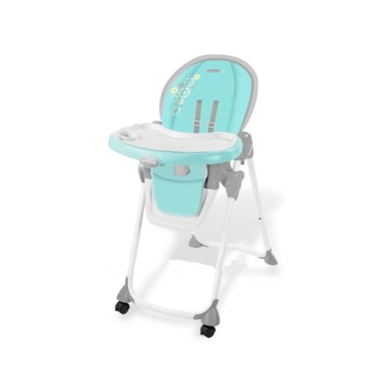 Mamalove High Chair HA79 Blue Summer Kursi Makan