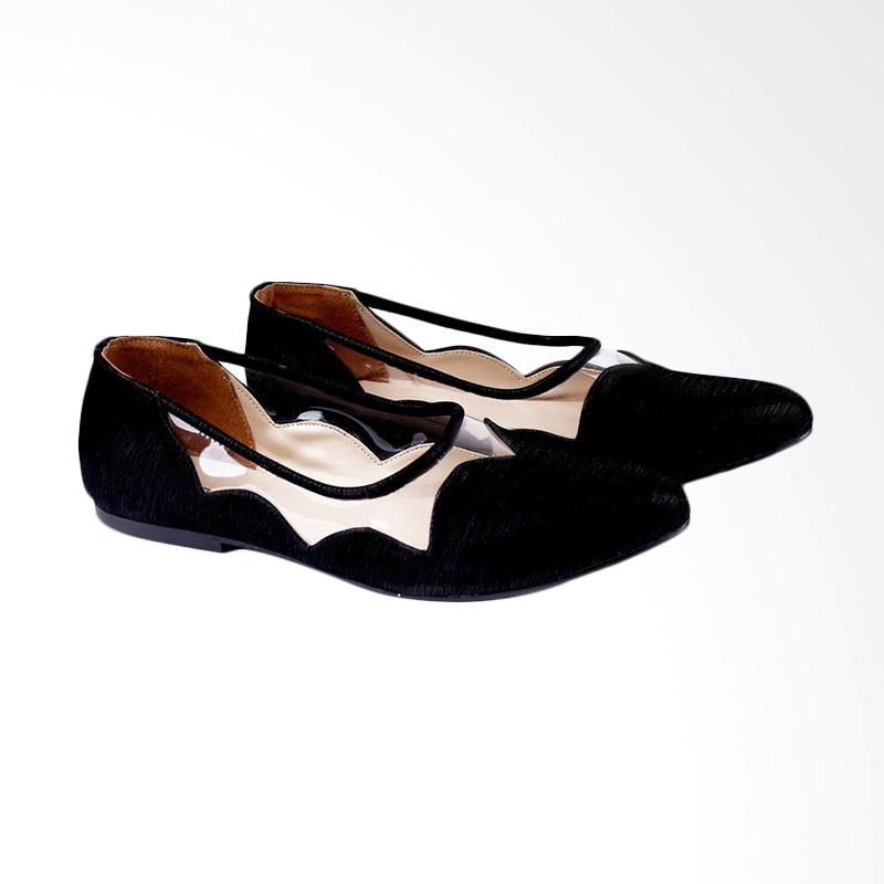 Garucci GGW 6104 Slip On Sepatu Wanita - Black