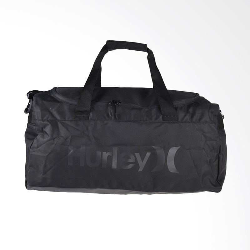 Hurley Renegade Duffle Bag Tas Pria - Black ZQ035_020