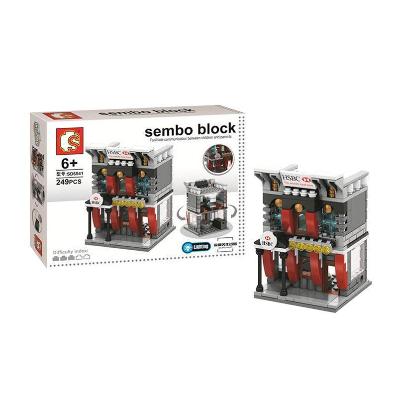 Sembo SD6541 HSBC Mini Blocks
