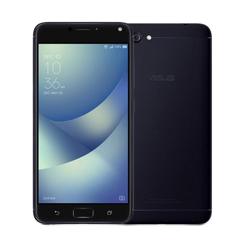 Asus Zenfone 4 Max ZC554KL Smartphone - Black [32 GB/ 3 GB]