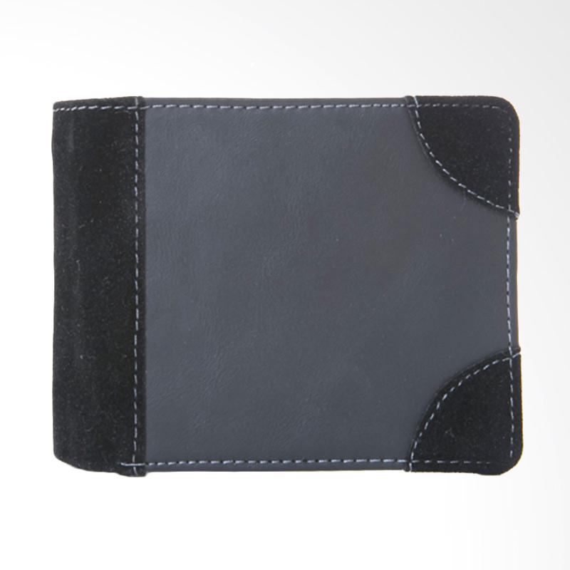 Tendencies Dompet Lors Black Wallet - Hitam