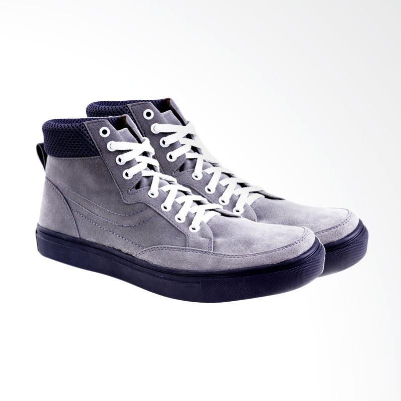 Garucci Sneakers Shoes - Grey GSY 1217