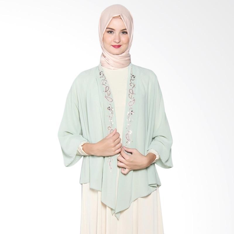 Yanna Azwar Gendis Outer Muslim Wanita - Green