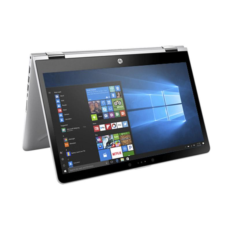 "HP Pavilion x360 14-ba003TX Notebook - Silver [14""/i5-7200U/Nvidia 940MX/8GB/1TB/Win 10]"
