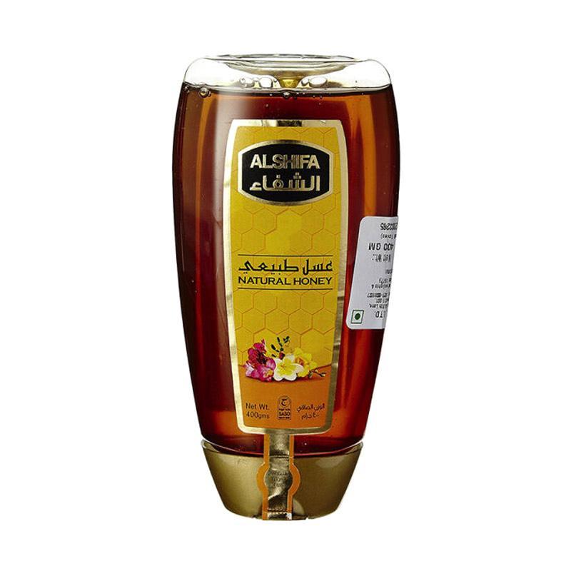 harga AL SHIFA HONEY Madu Natural Honey Squeeze [400 g] Blibli.com