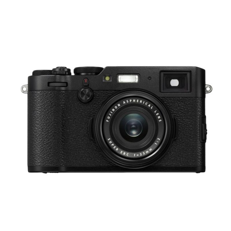 Fuji Film X 100 F Black + Instax Share SP 2