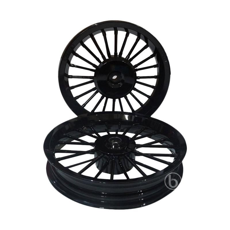 harga Power Andong Tapak Lebar Velg Racing for Scoopy Fi ESP - Full Black [14-215/250] Blibli.com