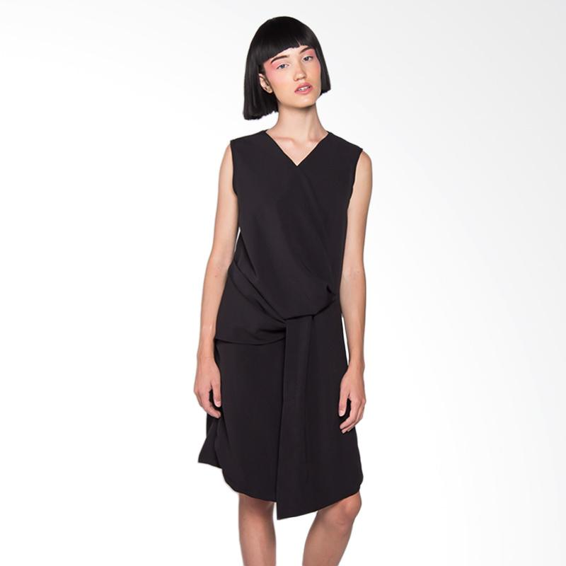 Hunting Fields DR001 Damaris Dress - Black